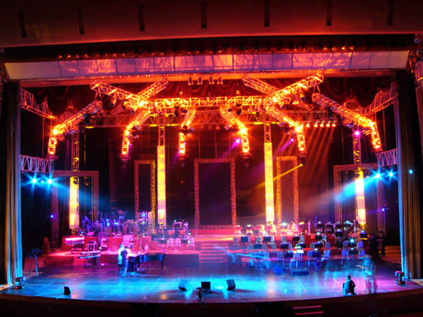 Stage Light Truss